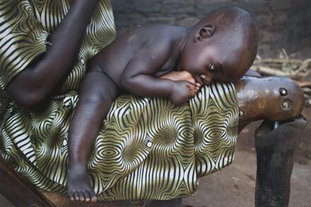 Alema Rose, Aler IDP Camp, Uganda