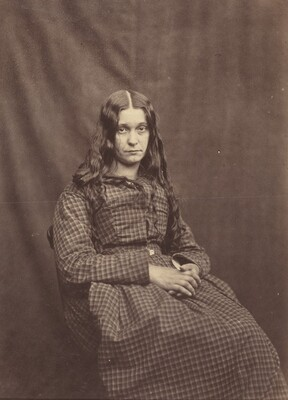 Woman, Surrey County Asylum