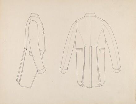 Boy's Cutaway Jacket