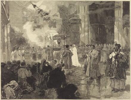 Les Fêtes de Sainte-Jacques de Compostelle: La Procession des Réliques