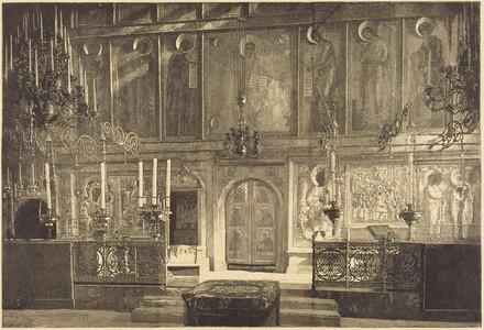 L'Inconestase de la Cathedrale de l'Assomption