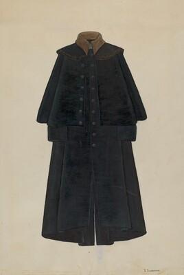 Overcoat, T. Jefferson's
