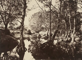 Eugène Cuvelier, Belle-Croix, 1860s