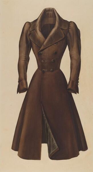 Man's Topcoat
