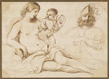 Venus, Cupid, and Mars