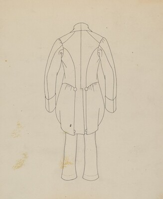 Boy's Coat and Trousers
