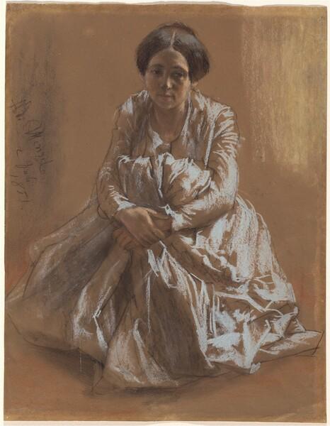 The Artist's Sister Emilie