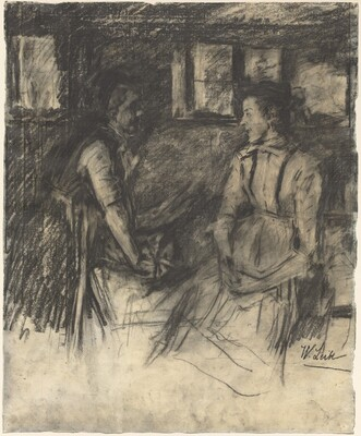 Two Women in the Kitchen