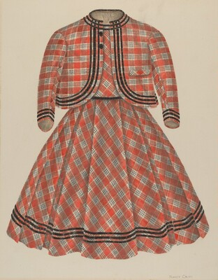 Boy's Dress and Jacket