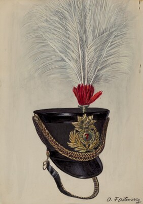 Field Officer's Hat
