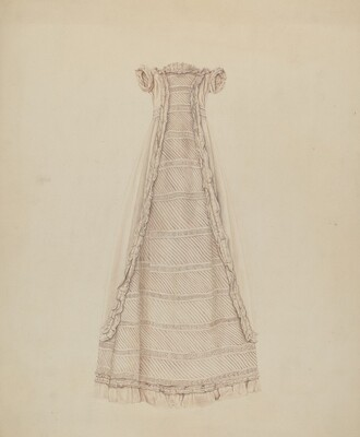 Infant's Dress (Front View)