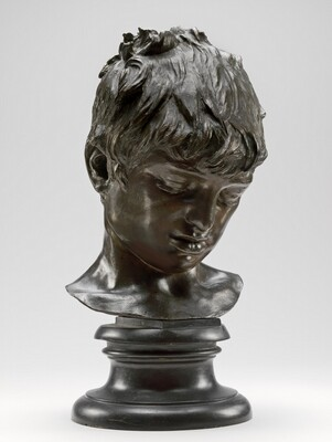 Bust of the Fisherboy