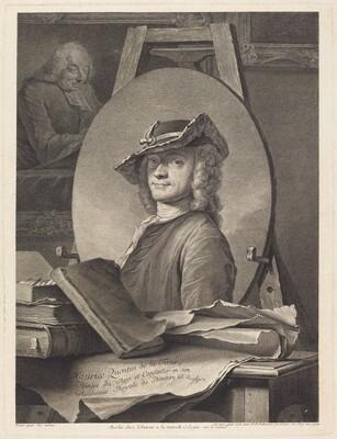 Maurice Quentin de la Tour