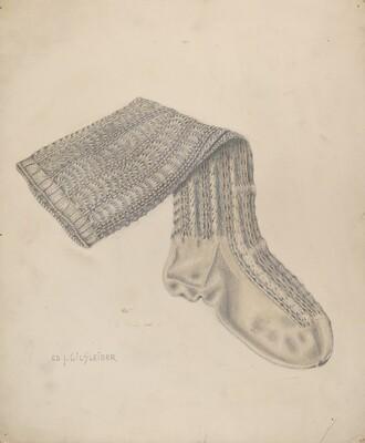 Knit Hose