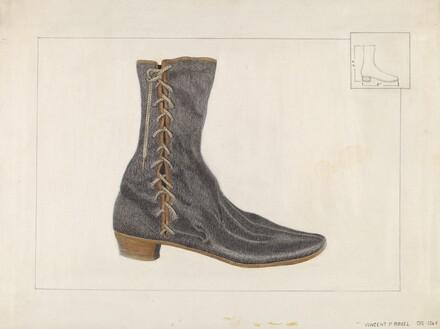 Lady's Shoe