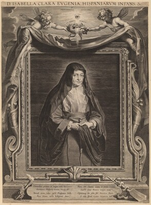 Isabella Clara Eugenia, Infanta of Spain