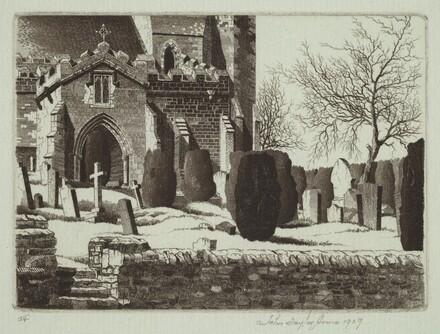 Stanwick Churchyard
