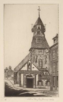 Church of Saint Jean, Laigle, Orne