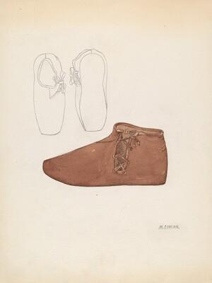 Child's Shoe