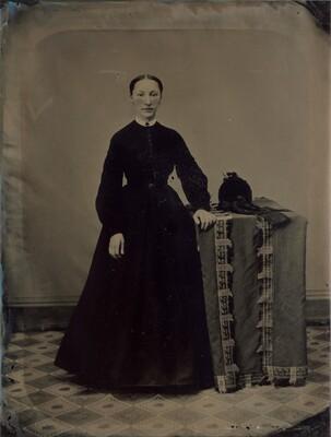 Portrait of a Civil War Widow