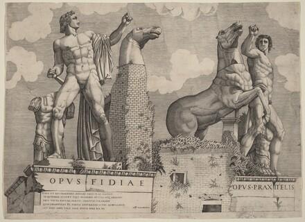 Opus Filiae... Opus Praxitelis