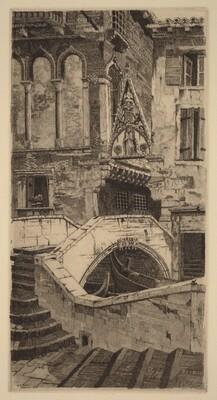 Porta Del Paradiso, Venezia