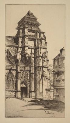 Église Saint Michel, Pont L'Évêque