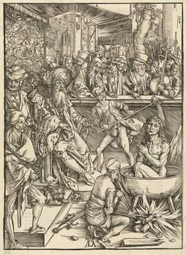 The Martyrdom of Saint John