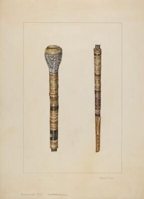 Cowhorn Cane