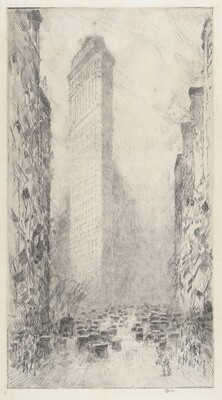 Washington's Birthday—Fifth Avenue & 23rd Street