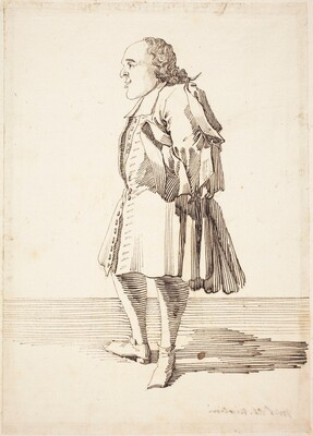 Abbot Antonio Niccolini