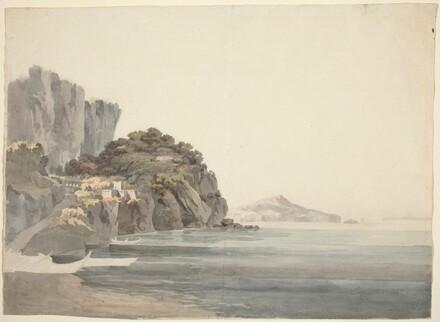 An Italian Coast Scene