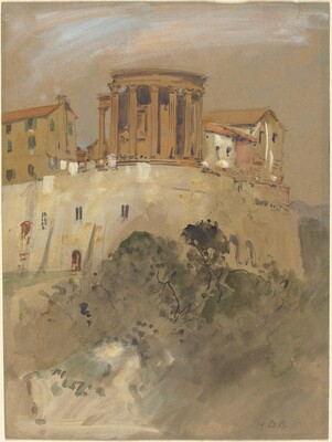 Temple of Vesta at Tivoli