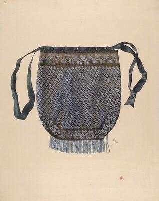 Beaded Bag