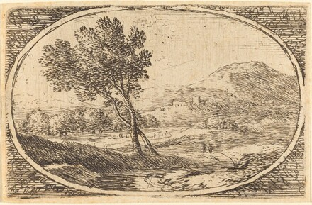 A Landscape with a Great Tree