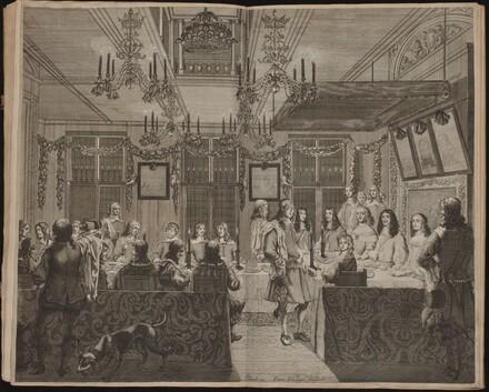 Relation en Forme de Journal du Voyage et Sejour que le Serenissime et Tres-Puissant Prince Charles II Roy De La Grand Bretagne