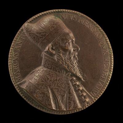 Marcantonio Memmo, 1536-1615, Doge of Venice 1612