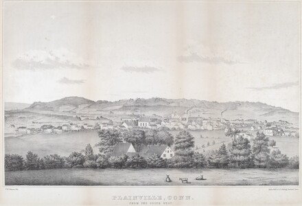 Plainville, Conn. From The South West