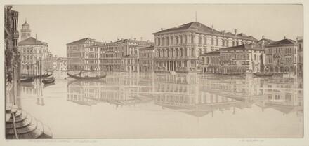 Venetian Mirror (The Grand Canal, Venice)