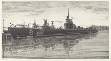 U.S.S. Haddo, Portrait of a Submarine