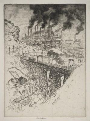 Edgar Thomson Works, Bessemer