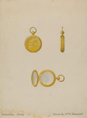 Watch Chain Locket
