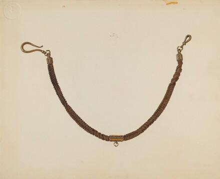Man's Watch Chain