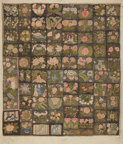 Dorothy Lacey, Caswell Carpet, c. 1936c. 1936