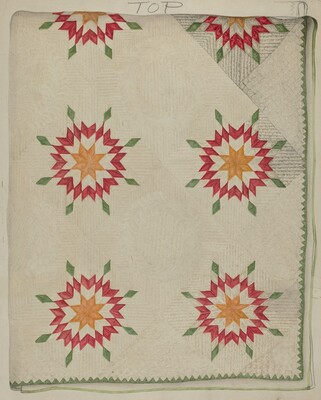 Quilt - Applique Patterns with Border