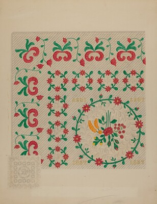 Dated Quilt
