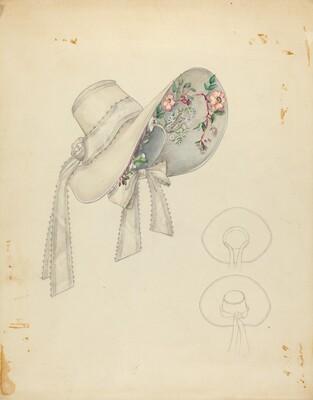 Wedding Bonnet