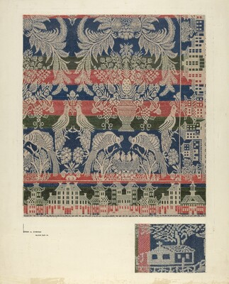 Coverlet, Boston Town