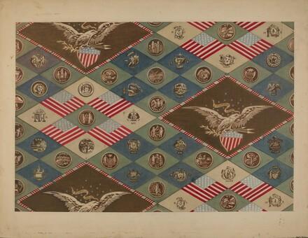 Textile (State Emblems)