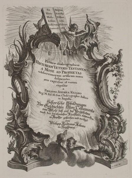 Picturae Chalcographicae Historiam Veteris et Novi Testamenti